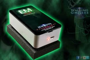 EM Pump Electromagnetic Field Generator EMF Device Ghost Hunt Paranormal UK